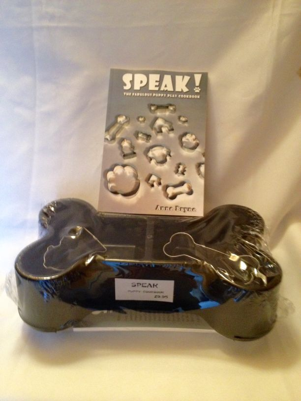 SPEAK! Puppy Cookbook Kit - Basic