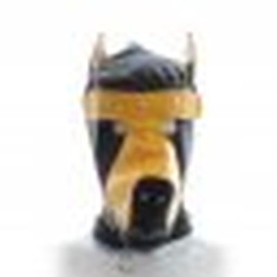 Full Leather Puppy Hood - 2 Tone